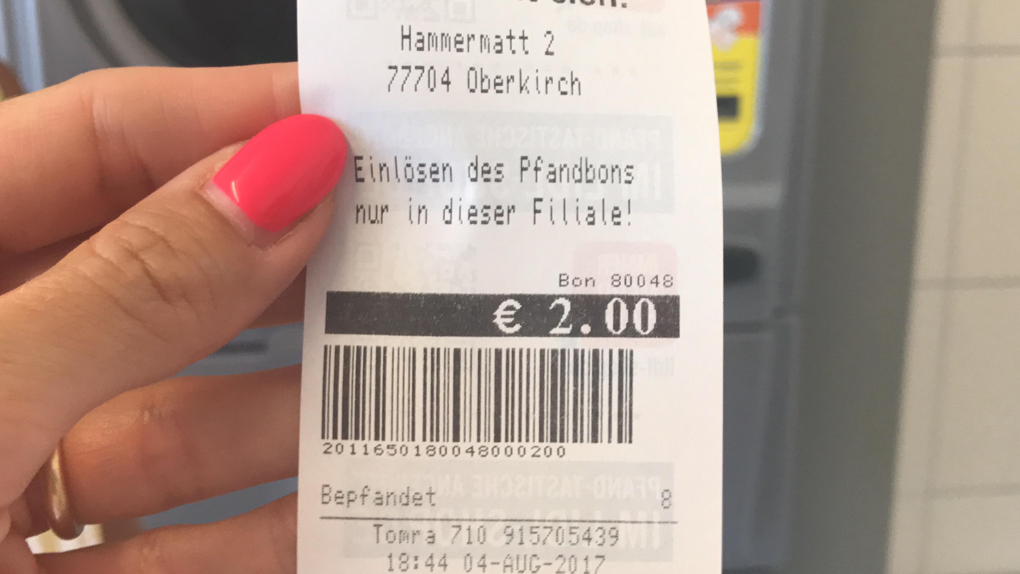 In Germania bevi acqua e guadagni