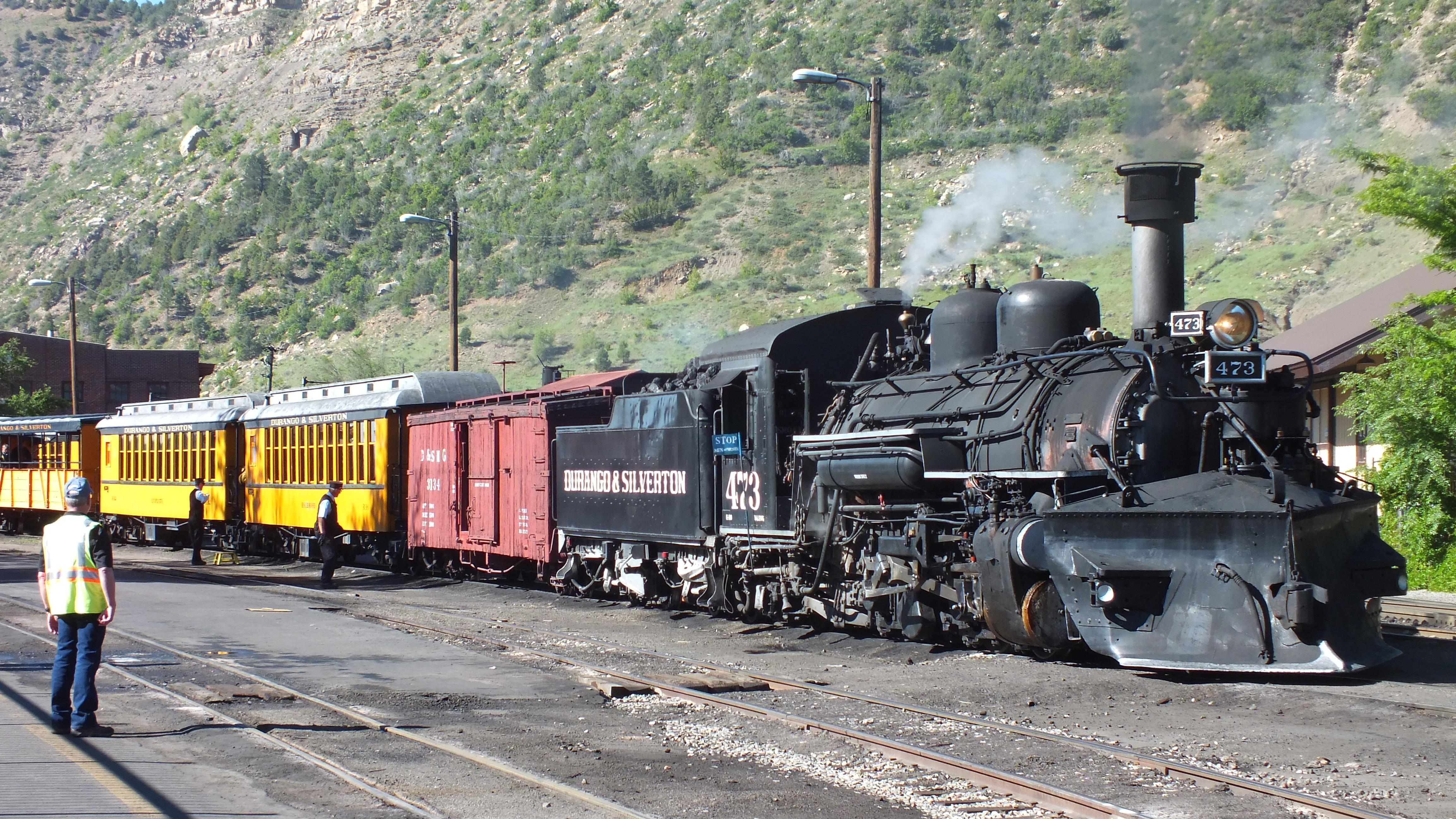 Durango e il treno per Silverton