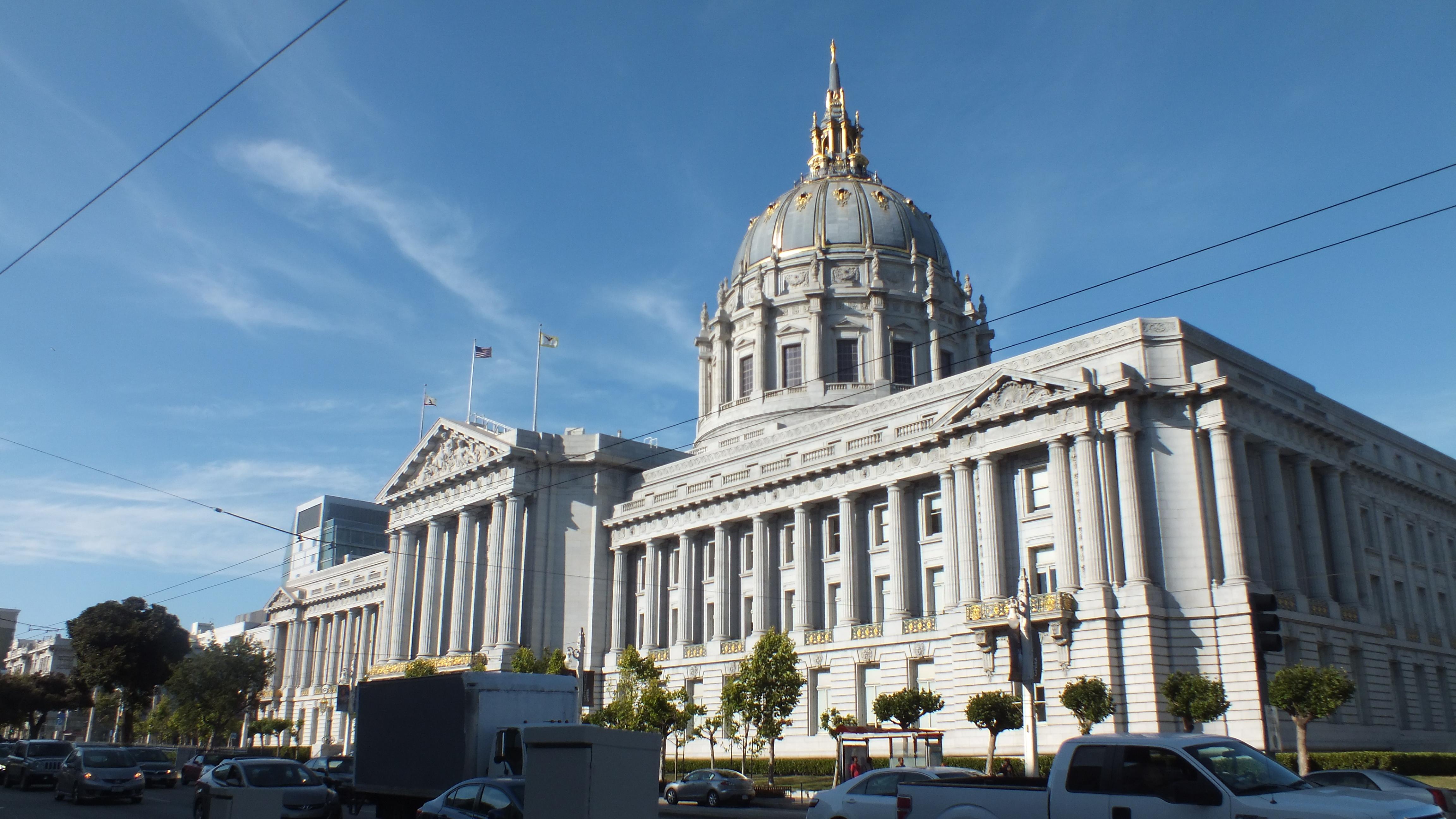 Civic, Center, San Francisco 20 cose da vedere