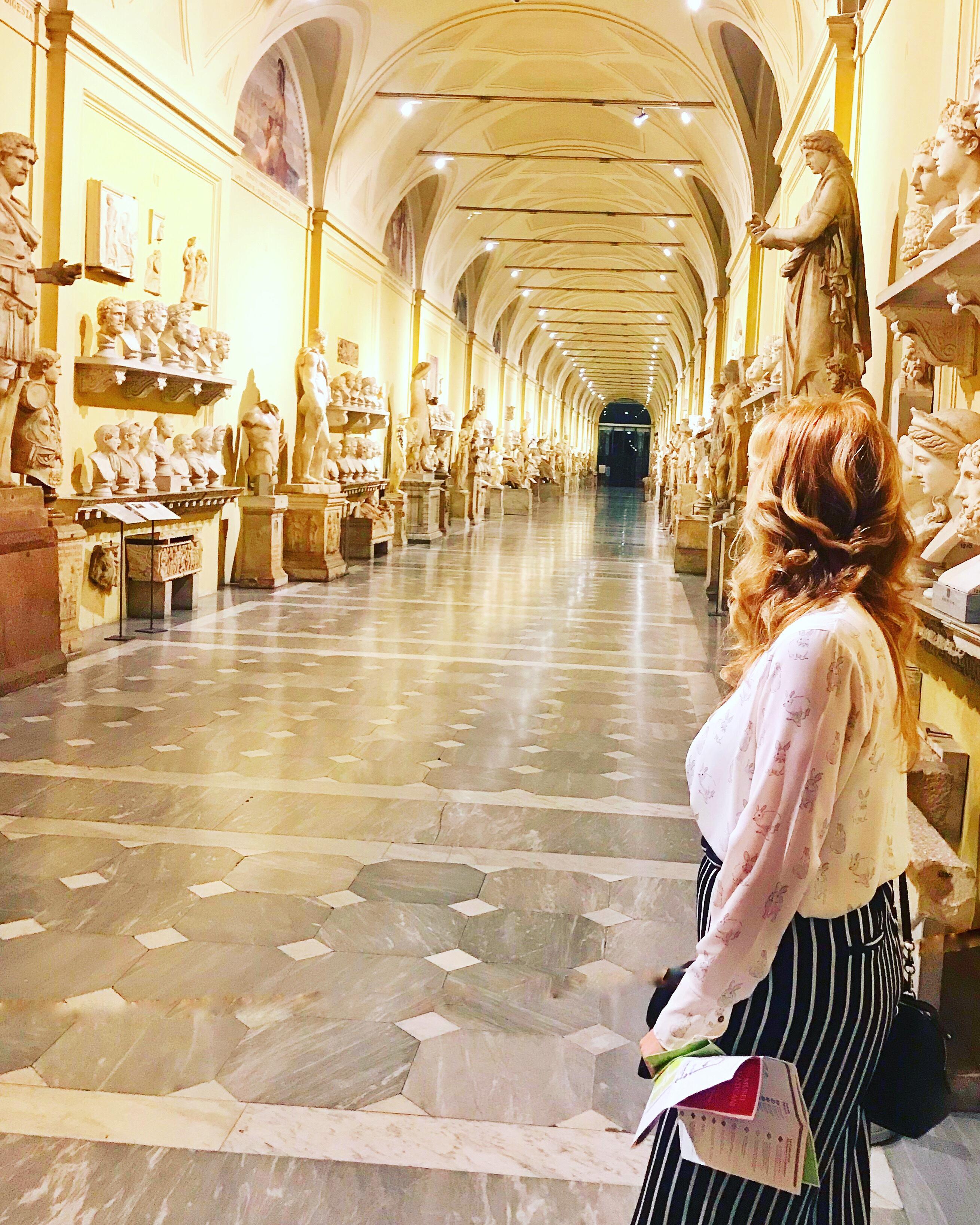 Musei Vaticani di sera